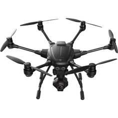 Typhoon H Pro with RealSense by Intel.  This is one of the most advanced drones in the industry.  I got to get me one.
