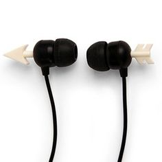 Arrow Earbuds, Arrow Ear Buds, Earphones, Head Phones at The Onion Store