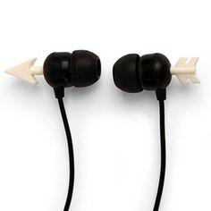 Arrow Earbuds, Arrow Ear Buds, Earphones, Head Phones at The Onion Store