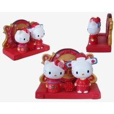 Sanrio Hello Kitty Porcelain Figurine Wow this interesting!
