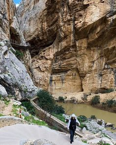 Flavia Balan Travel Story(@flaviamariejeane) • Caminito del Rey - Ardales Caves, Hiking, In This Moment, Adventure, Instagram, Photos, Beautiful, Spain, Walks