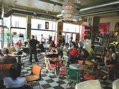 Café String, cafe & lunch | Nytorgsgatan 38 | Stockholm