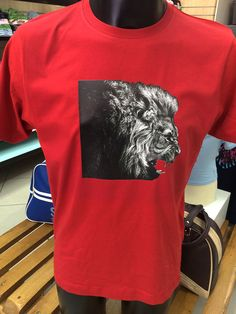 #Love #nature and #animals and #express #yourself with your #special #print on your clothes. Big choice of colours, sizes and #print materials. We print on any fabric and any clothes. #customprint #customprinting #customprintedshirts #savagelondon #animalprint #natureprint #lionprint #lion #animals #tshirtprinting #clothesprint