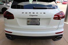 New 2018 Porsche Cayenne Platinum Edition SUV in Houston