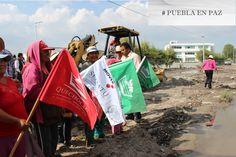 Revista Encuadre » La Secretaria de Desarrollo Agrario, Territorial y Urbano (SEDATU), dio inicio de obra en el Municipio de Quecholac, Puebla
