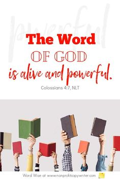 The Writers Guidelines: a #devotional for #writers based on Heb 4:12 with Word Wise at Nonprofit Copywriter #WritingTips #FreelanceWriting Easy Writing, Article Writing, Blog Writing, Writing Tips, Scripture Verses, Bible, Words For Writers, Professional Writing, Biblical Inspiration
