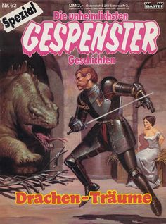 Gespenster Geschichten Spezial #62 - Drachen-Traume