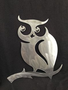 TREE HOOT - ENC CREATIONS www.enccreations.com Find us on FACEBOOK CUSTOM metal artwork