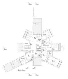 Villa Sunnano,Plan 1