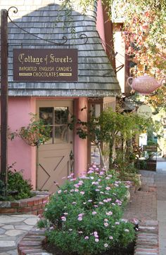 Cottage of Sweets in Carmel, CA