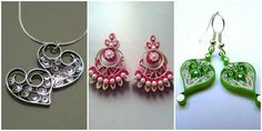 Quilling handmade