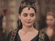 "Halime Sultan - ""The Rising Sun (Günes Doguyor)"" Season Episode 11 Sultan Kosem, Princess, Earrings, Beautiful, Jewelry, Crown, Rising Sun, Storyboard, Season 1"