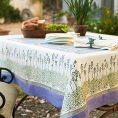 Hand-made Dollhouse Miniature Round Blue Polka-Dot Tablecloth with 4 Napkins