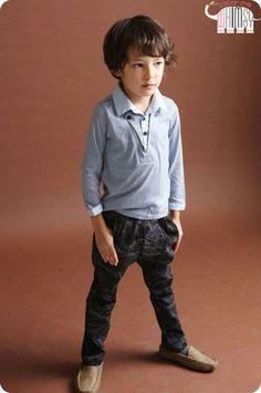Paisley Slouchy Pants