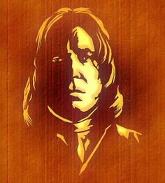 Harry-Potter-Snape-free-pumpkin-stencil