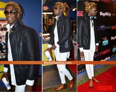 Hip Hop + Lifestyle : NEWS: Gunman Tries And ASSASSINATE Young Thug . . ...