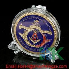 Freemason Masonic Coin  #Aliexpress  #metalcraft #coin #Xmas #valentinesday #gift