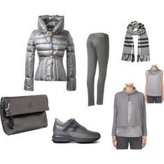 "4°: Gray - Take in your wardrobe ""50 shades of gray"" - Products available on http://www.massaboutique.eu/"