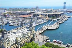 The best marinas in Spain can be found in top tourist locations such as Ibiza, Formentera, Mallorca, Menorca, Barcelona or Gran Canarias. Travel Around The World, Around The Worlds, Barceloneta Beach, Roman City, Barcelona Hotels, Summer Travel, World Heritage Sites, Oh The Places You'll Go, Trip Advisor