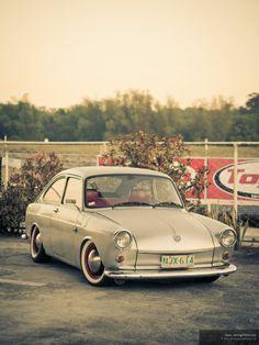 VW Type 3 (Fastback) #vintage #volkswagens