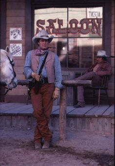 One Life To Live History   One Life to Live Celebrity Photo Gallery   wild west story