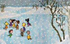 Get your Charlie Brown Chrismas Wallpapers right here! -- A Cartoon Christmas