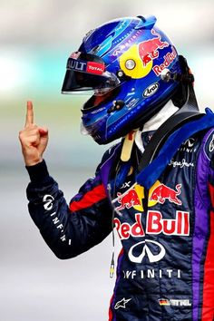 Be number 1 at what you do. #redbull #f1