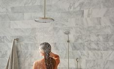 With an Aero Rain Shower, each water droplet adds to the luxurious showering experience. Click the image to explore TOTO shower features. Water Droplets, Classic Series, Rain Shower, Showers, Explore, Luxury, Image, Rain, Water Drops