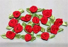 RR-107, $1.25, Red Ribbon Roses