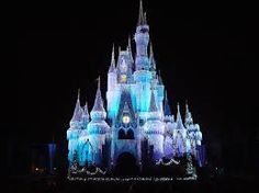 Going to Disney for the first time
