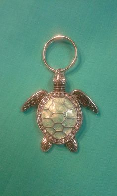 Sea Turtle Key Chain 1 by MJCandles48 on Etsy, $8.00