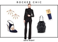 R29 Tells All: How To Master Fall Trends feat. Pamela Love Five Spike Earrings