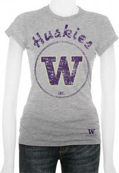Go Huskies! (Don't worry I bought the Cougers version too)...I am a state of Washington fan!