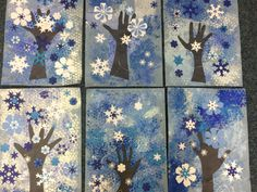Tvoření s dětmi 2016 Winter Art Projects, School Art Projects, Winter Kids, Christmas Crafts For Kids, Christmas Art, Winter Christmas, Toy Craft, Preschool Art, Winter Theme