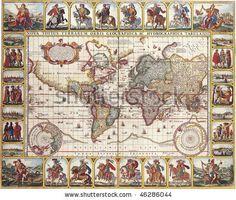 ANTIQUES MAP Stok Fotoğrafları, ANTIQUES MAP Stok Fotoğrafı, ANTIQUES MAP Stok Görseller : Shutterstock.com