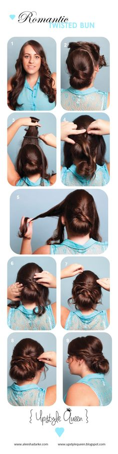 http://upstylequeen.blogspot.com.au/2014/01/romantic-twisted-bun-step-by-step.html