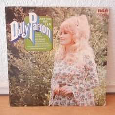 Dolly+Parton+Record++Vintage+Country+Vinyl++Just+by+VinylStandard,+$10.00