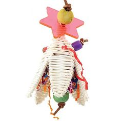 The Shredding Flower Chewable Parrot Toy was £6.99, now just £4.19 as part of our #BlackFridaysale.
