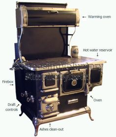 wood stove cooking tips
