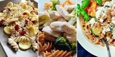 Lubicie dbać o swoją sylwetkę i stawiacie na zdrowe odżywianie? W tym wpisie przychodzimy do Was z pomysłami na zdrowy obiad w wersji fit. Dokładniej skupimy się na daniach z makaronem. Zebraliśmy dla Was 10 ciekawych przepisów na fit makaron, który będzie idealnym pomysłem na obiad a także świetnie nadaje się jako pudełkowe jedzenie do … Pasta Salad, Ethnic Recipes, Fitness, Food, Crab Pasta Salad, Essen, Excercise, Noodle Salads, Health Fitness
