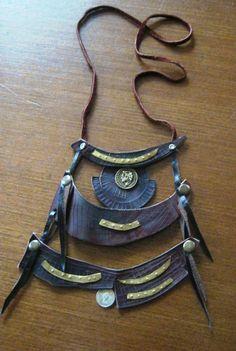 necklace -afrika