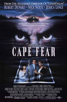 #Movies #Movie #Review Cape Fear - Review: Martin Scorsese directed Cape Fear (1991) is a crime thriller movie. Cape Fear was nominated…