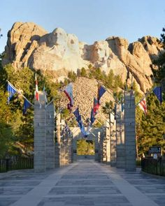 One Nation | Teen Photograph About nature, objects, structures, black hills, america, mount rushmore, mt. rushmore and usa