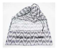Saquinho para roupa suja personalizado *