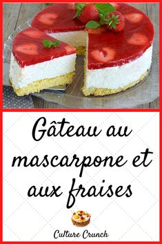 Ramadan recipes 853221091891992327 - Source by Ccrunchfr Creme Fraiche, Paris Brest, Ramadan Recipes, I Love Food, Cheesecake, Deserts, Food And Drink, Cooking, Ethnic Recipes