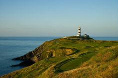 The well-known Old Head of Kinsale Golf Club is just a short drive away from this home in Public Golf Courses, Best Golf Courses, Ireland Golf Courses, Old Head, Golf Holidays, Golf Course Reviews, Golf R, Cruise Destinations, Golf Tips For Beginners