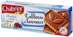 Les biscuits Tableau d'honneur de notre marque Chabrior : un grand classique à glisser dans le cartable. #Intermarché #Céréales #Biscuits #Cookies #Goûter
