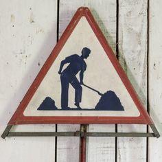 #panneau de #signalisation. www.brocantedelabruyere.com