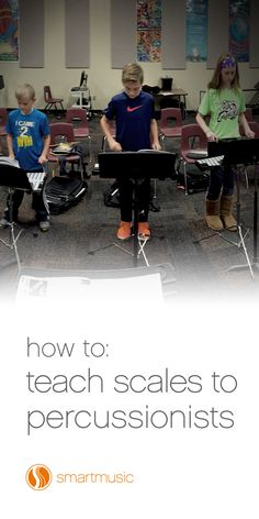 Tips for teaching young #percussionists #musiceducation