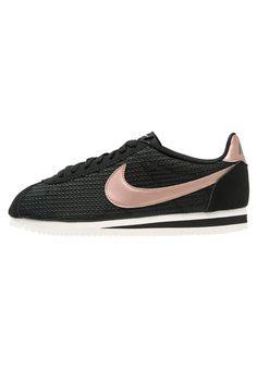 Nike Sportswear CLASSIC CORTEZ LUX Sneaker low black/metallic red bronze/sail Schuhe bei Zalando.de | Obermaterial: Leder und Lederimitat, Innenmaterial: Textil, Sohle: Kunststoff, Decksohle: Textil | Schuhe jetzt versandkostenfrei bei Zalando.de bestellen!